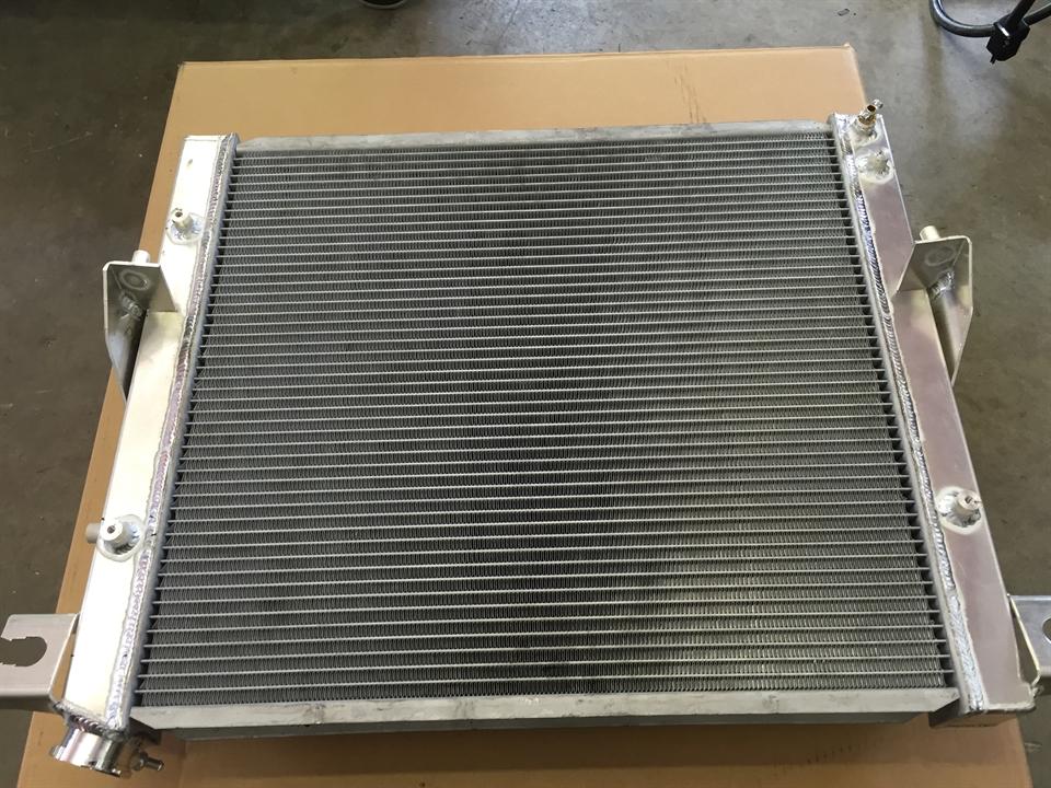 RpmExtreme Aluminum Radiators for JK LS Conversions :: RPM