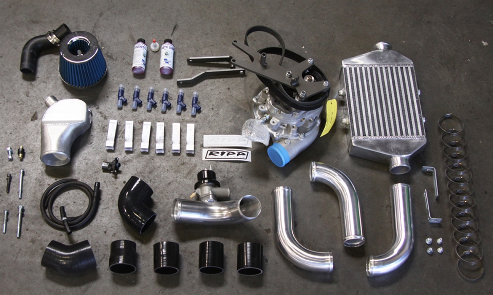 Ripp RIPP 3 8L 07-11 Jeep JK Stage 2 Supercharger Kit :: RPM Extreme
