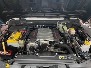 Jeep JL LT Engine Conversion Kit